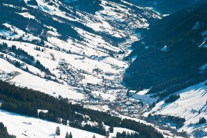 Ski Immobilie in Saalbach-Hinterglemm