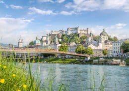Infrastruktur von Salzburg