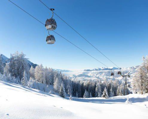 Skigebiet St. Johann Alpendorf