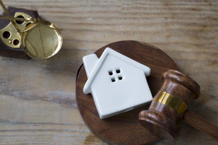 Immobilienverkauf im Falle einer Scheidung