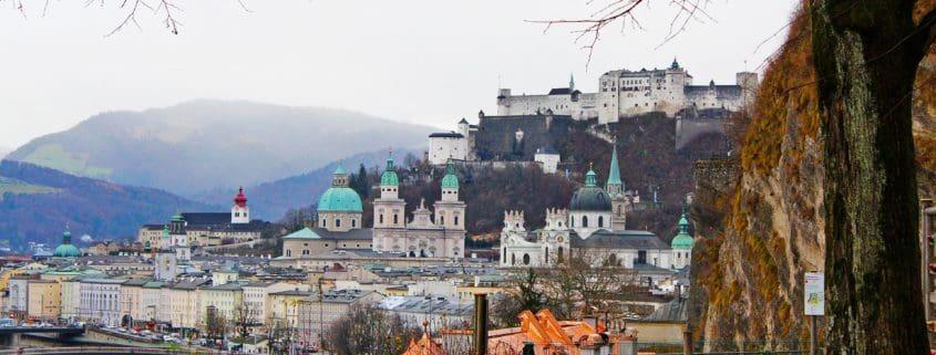 die schönsten Wohngegenden Salzburgs