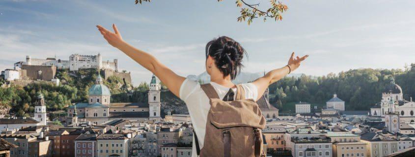 Wohnen, arbeiten und Freizeit in Salzburg