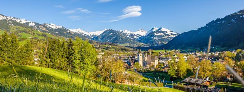 Zweitwohnsitz in Kitzbühel