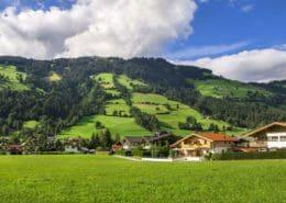 Die günstigsten Wohngegenden rund um Kitzbühel