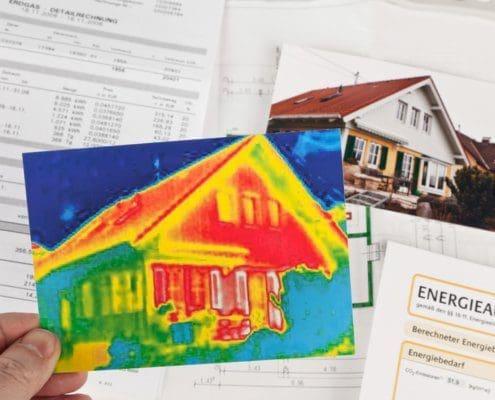 Mietvertrag für die Wohnung: Energieausweis in der Ausstattungsliste