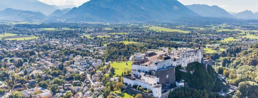 Salzburgs Nachbarschaft