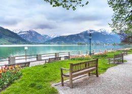 Die besten Wohngegenden in Zell am See