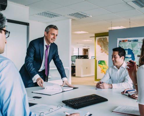 richtiges Bürokonzept finden
