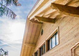 Ökologisch Haus bauen mit gesunden Baustoffen