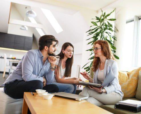 Gründe für einen Immobilienmakler