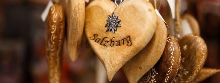 Dinge, die sie nicht über Salzburg wussten