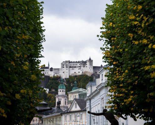 die besten Wohngegenden für Studenten in Salzburg