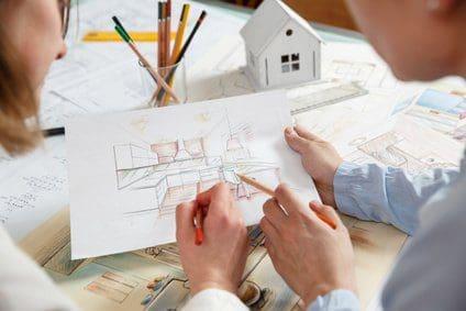 Komfort bei Neubau oder Hausbau
