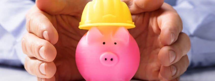 Bausparen – wenn Bank und Bund beim Bau helfen