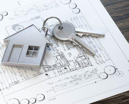 Grundriss ansehen vor dem Hauskauf