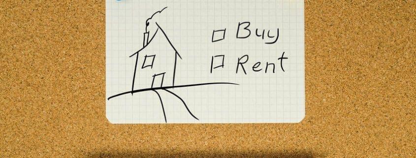 Wohnung mieten oder kaufen: Entscheidungshelfer