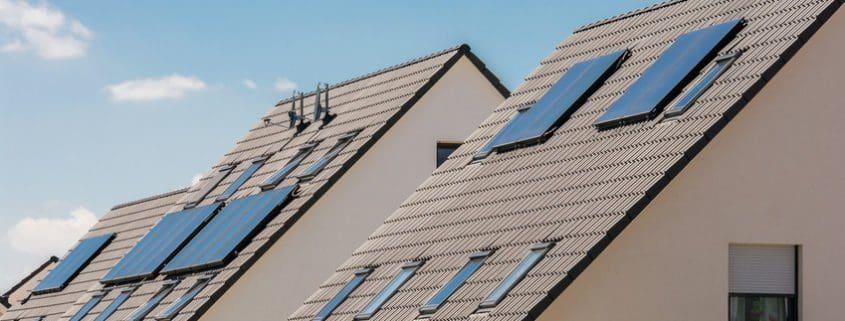 Heizen mit Solar: Sonnenkraft nutzen für die Solaranlage