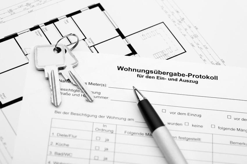 wohnungsbergabe wohnungsbergabeprotokoll das sollte enthalten sein - Wohnungsubergabeprotokoll Muster