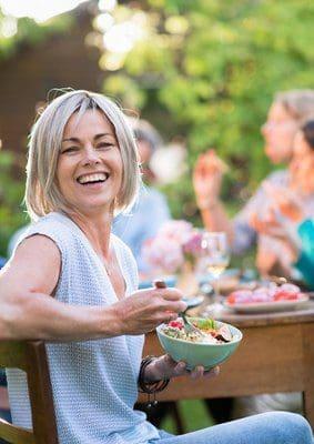 Gartenbenützung: Grillen und Co.