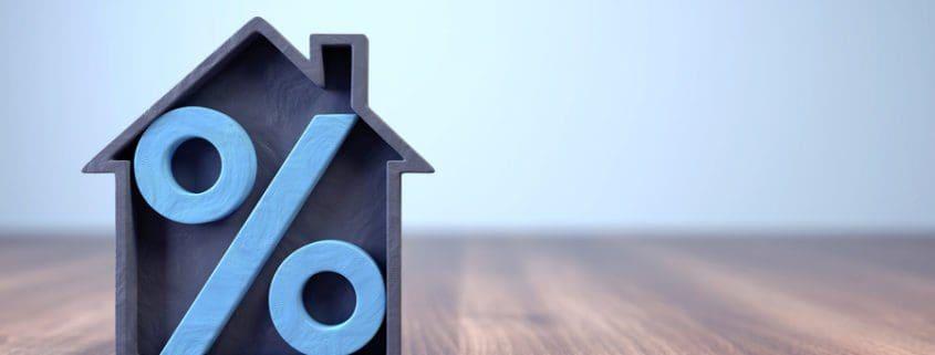 Immobilienfinanzierung Variabler oder fester Zinssatz
