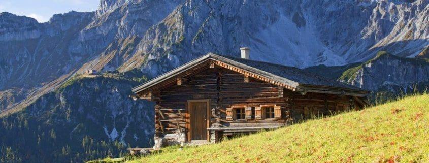 Almhütte & Berghütte kaufen oder mieten