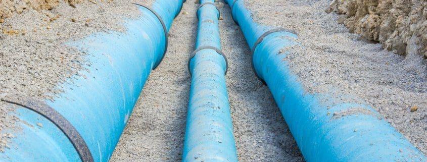Wasserleitung verlegen und erneuern