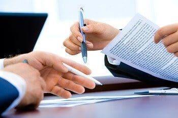 Baubeschreibung mit Kaufvertrag