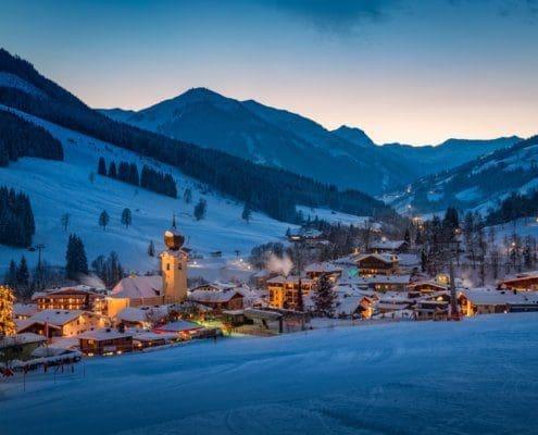 Ski-Immobilien in Saalbach-Hinterglemm