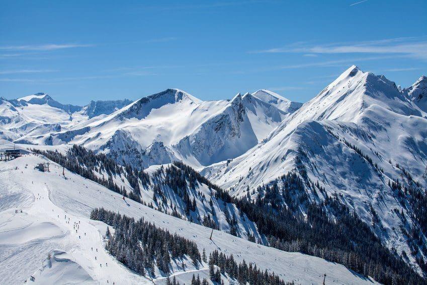 Skiurlaub direkt an der Piste | Gehwolfalm Groarl, sterreich