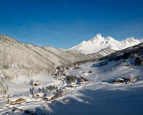 Ski-Immobilie kaufen oder verkaufen in Filzmoos