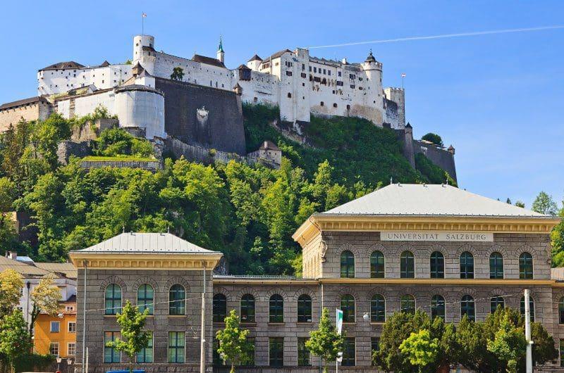 Studieren und wohnen in Salzburg