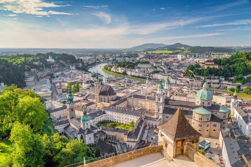 In der Umgebung von Salzburg eine Wohnung kaufen