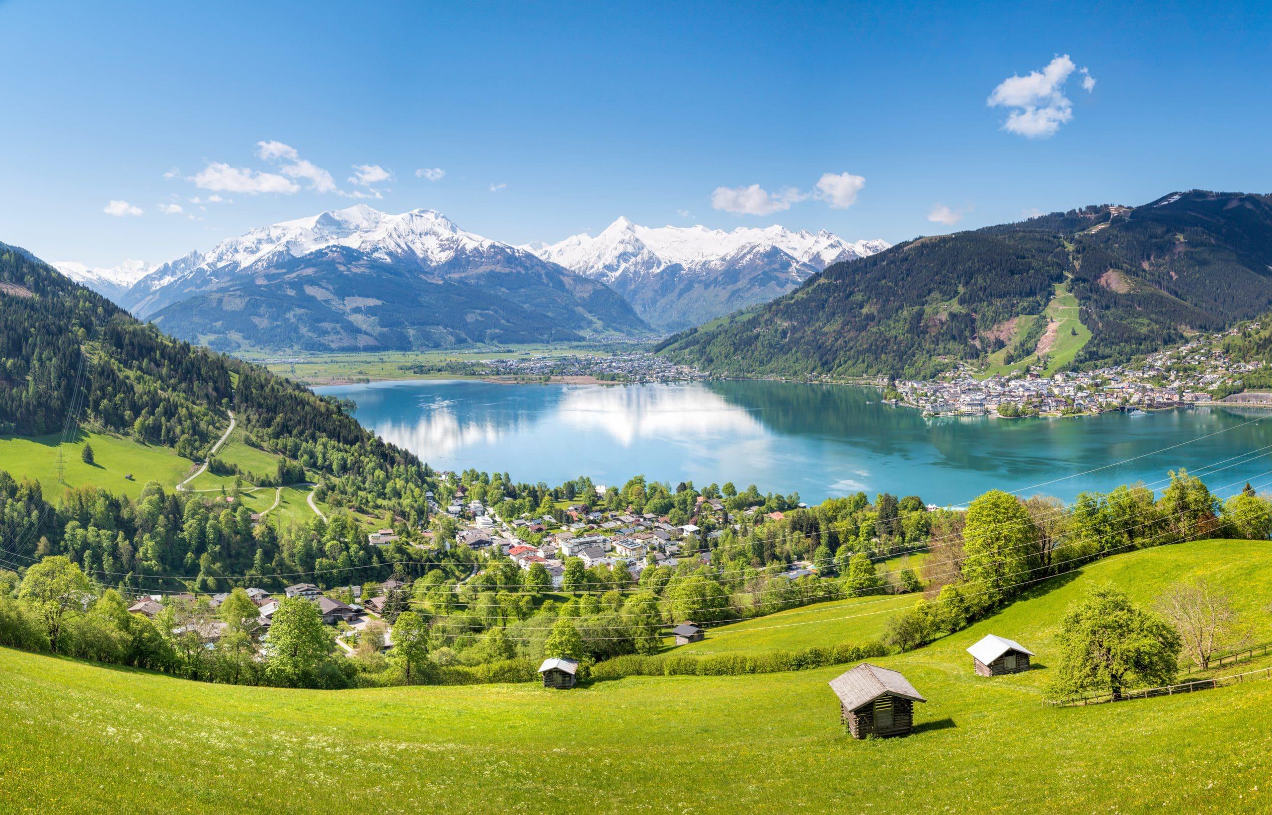 Zell am See Immobilie in schöner Landschaft