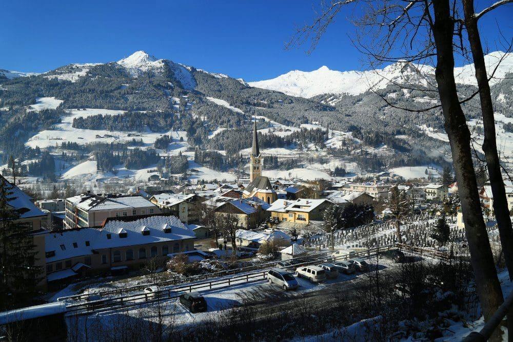 Bad Hofgastein in Salzburg