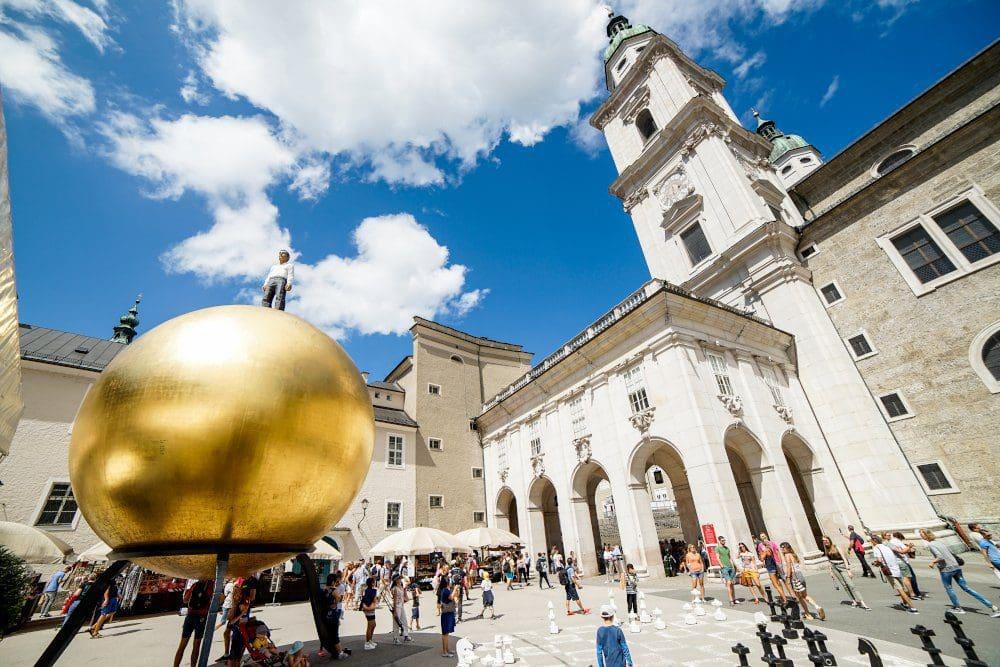 Salzburg Mozartstadt und seine Sehenwürdigkeiten