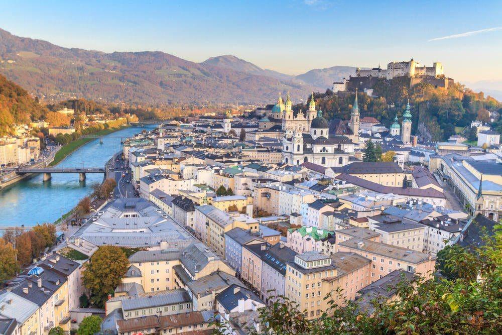 Eine Mietwohnung in Salzburg Stadt finden