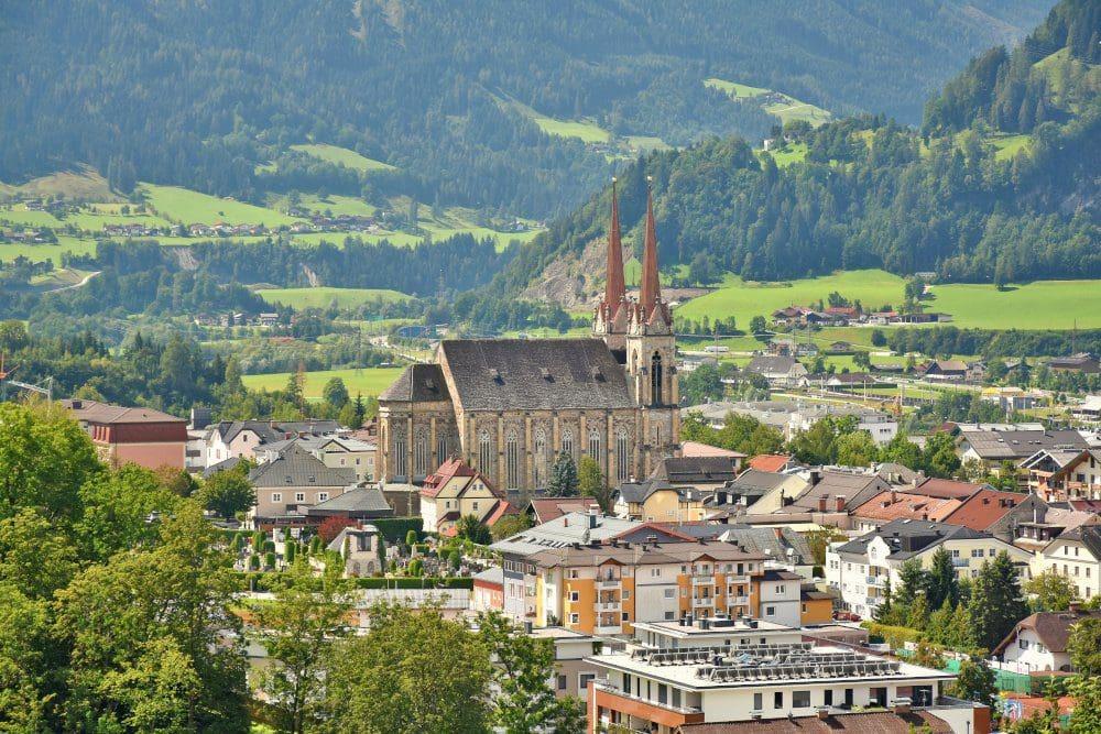 Pongau im Bundesland Salzburg