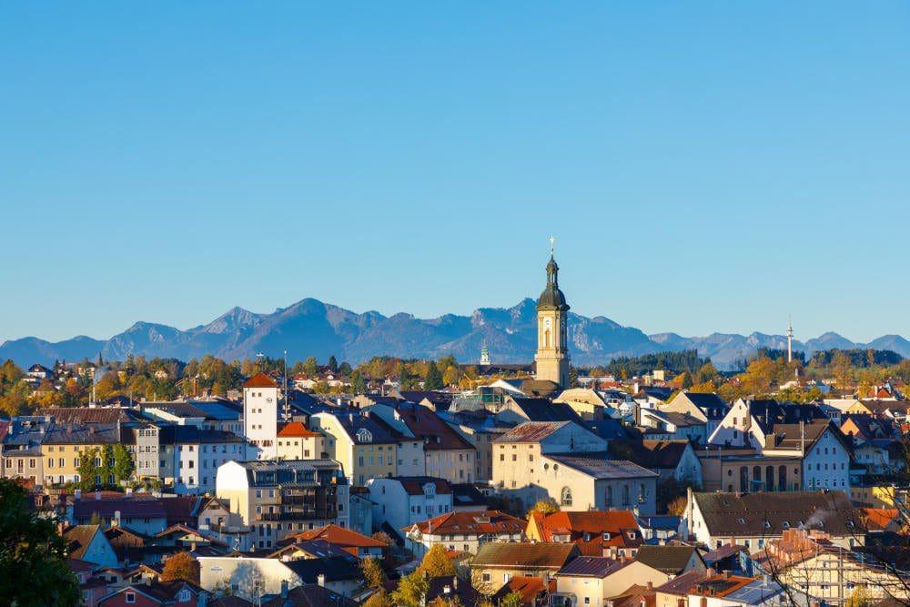 Eine Wohnung in Salzburg Umgebung mieten