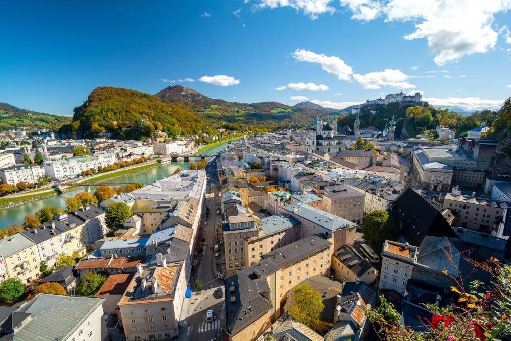 Wohnung in Salzburg mieten