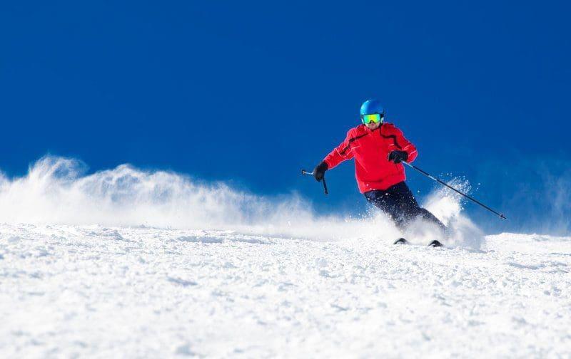 Skifahren in Sankt Johann in TIrol