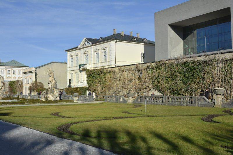 Salzburg Universität Mozarteum